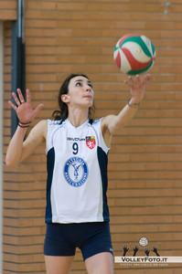 Vittoria Assicurazioni Perugia - Asd Azzurra I | 31ª Giornata Campionato Regionale di Volley Femminile Serie C Umbria [2012/13]