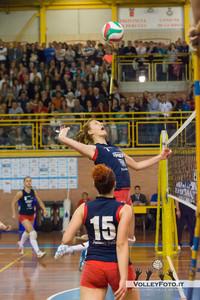 New Front Prep F.lli Mori Gubbio - Agricola Zambelli Volley Team Orvieto | Finale gara 3 Campionato Regionale di Volley Femminile Serie C 2012/13