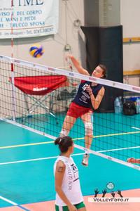 [14] Ragnacci Tania  Agricola Zambelli Volley Team Orvieto - New Front Prep F.lli Mori Gubbio   Finale gara 2 Campionato Regionale di Volley Femminile Serie C 2012/13