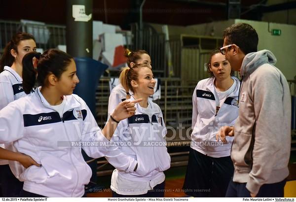 Monini Granfruttato Spoleto - Miss Miss Gioielli Trasimeno 10ª giornata Serie C Femminile UMBRIA.  PalaRota Spoleto PG, 12.12.2015 FOTO: Maurizio Lollini © 2015 Volleyfoto.it, all rights reserved [id:20151212.DSC_9084]