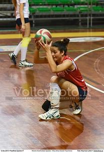 Monini Granfruttato Spoleto - Miss Miss Gioielli Trasimeno 10ª giornata Serie C Femminile UMBRIA.  PalaRota Spoleto PG, 12.12.2015 FOTO: Maurizio Lollini © 2015 Volleyfoto.it, all rights reserved [id:20151212.DSC_9224]