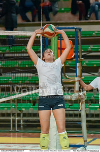 Monini Granfruttato Spoleto - Miss Miss Gioielli Trasimeno 10ª giornata Serie C Femminile UMBRIA.  PalaRota Spoleto PG, 12.12.2015 FOTO: Maurizio Lollini © 2015 Volleyfoto.it, all rights reserved [id:20151212.DSC_9360]