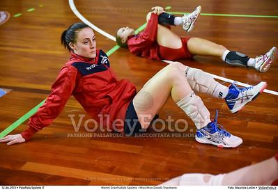 Monini Granfruttato Spoleto - Miss Miss Gioielli Trasimeno 10ª giornata Serie C Femminile UMBRIA.  PalaRota Spoleto PG, 12.12.2015 FOTO: Maurizio Lollini © 2015 Volleyfoto.it, all rights reserved [id:20151212.DSC_9143]