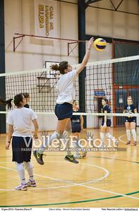 Ellera Volley - Monini Granfruttato Spoleto 13ª giornata Serie C Femminile UMBRIA.  Palestra Comunale di Ellera PG, 16.01.2016 FOTO: Maurizio Lollini © 2016 Volleyfoto.it, all rights reserved [id:20160116.DSC_0418]