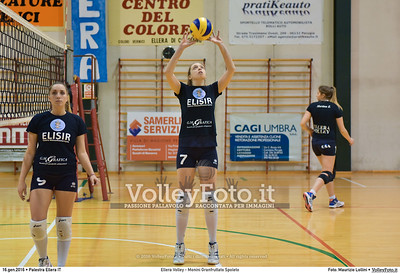 Ellera Volley - Monini Granfruttato Spoleto 13ª giornata Serie C Femminile UMBRIA.  Palestra Comunale di Ellera PG, 16.01.2016 FOTO: Maurizio Lollini © 2016 Volleyfoto.it, all rights reserved [id:20160116.DSC_0355]