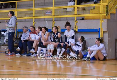 Ellera Volley - Monini Granfruttato Spoleto 13ª giornata Serie C Femminile UMBRIA.  Palestra Comunale di Ellera PG, 16.01.2016 FOTO: Maurizio Lollini © 2016 Volleyfoto.it, all rights reserved [id:20160116.DSC_0500]
