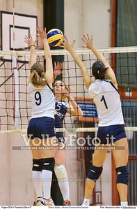 Ellera Volley - Monini Granfruttato Spoleto 13ª giornata Serie C Femminile UMBRIA.  Palestra Comunale di Ellera PG, 16.01.2016 FOTO: Maurizio Lollini © 2016 Volleyfoto.it, all rights reserved [id:20160116.DSC_0480]