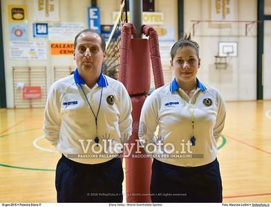 Ellera Volley - Monini Granfruttato Spoleto 13ª giornata Serie C Femminile UMBRIA.  Palestra Comunale di Ellera PG, 16.01.2016 FOTO: Maurizio Lollini © 2016 Volleyfoto.it, all rights reserved [id:20160116.DSC_0360]