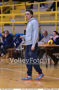 Ellera Volley - Monini Granfruttato Spoleto 13ª giornata Serie C Femminile UMBRIA.  Palestra Comunale di Ellera PG, 16.01.2016 FOTO: Maurizio Lollini © 2016 Volleyfoto.it, all rights reserved [id:20160116.DSC_0492]