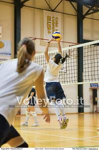 Ellera Volley - Monini Granfruttato Spoleto 13ª giornata Serie C Femminile UMBRIA.  Palestra Comunale di Ellera PG, 16.01.2016 FOTO: Maurizio Lollini © 2016 Volleyfoto.it, all rights reserved [id:20160116.DSC_0413]