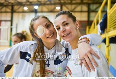 Ellera Volley - Monini Granfruttato Spoleto 13ª giornata Serie C Femminile UMBRIA.  Palestra Comunale di Ellera PG, 16.01.2016 FOTO: Maurizio Lollini © 2016 Volleyfoto.it, all rights reserved [id:20160116.DSC_0351]