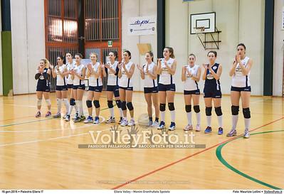 Ellera Volley - Monini Granfruttato Spoleto 13ª giornata Serie C Femminile UMBRIA.  Palestra Comunale di Ellera PG, 16.01.2016 FOTO: Maurizio Lollini © 2016 Volleyfoto.it, all rights reserved [id:20160116.DSC_0430]