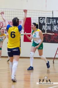 QSA Promovideo Perugia - Zambelli Orvieto [gara 2 Semifinale PlayOff C/F]