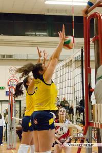 Q.S.A. Promovideo Perugia - Visfiamenga Volley Foligno  23ª Giornata Campionato Regionale di Volley Femminile, Serie C Umbria, 2012/13