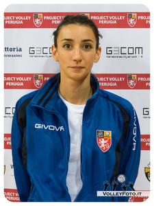 VERONICA CHERUBINI Vittoria Assicurazioni Perugia [C/F] - Project Volley Perugia