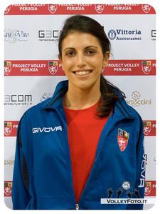 SIMONA FIORUCCI Vittoria Assicurazioni Perugia [C/F] - Project Volley Perugia