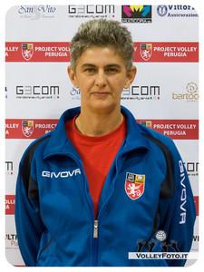 STEFANIA DALLA Vittoria Assicurazioni Perugia [C/F] - Project Volley Perugia
