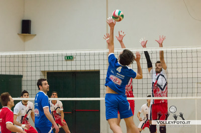 Promovideo Monteluce PG - Rossi Ascensori Foligno  17ª giornata, Campionato regionale di Volley Maschile Serie C Umbria - 2012/13
