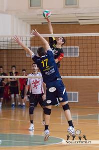 Grifo Volley Perugia - Emma Villas Vitt Chiusi   22ª Giornata Campionato Umbro Volley Maschile Serie C