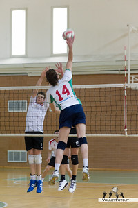 Grifo Volley Perugia - Olio Monini Spoleto, finale regionale serie C maschile, gara 1.