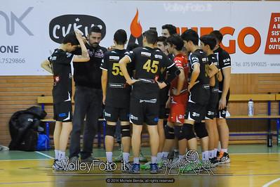 Grifo Volley Perugia U17M - Istituto Leonardi Perugia U17M | 8ª giornata - Campionato provinciale Perugia Prima Divisione Maschile, girone B (id: 2014.01.09._MBE1096)