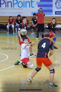 Grifo Volley Perugia U17M - Istituto Leonardi Perugia U17M | 8ª giornata - Campionato provinciale Perugia Prima Divisione Maschile, girone B (id: 2014.01.09._MBE1104)