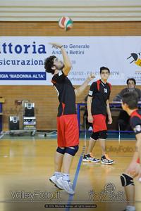 Grifo Volley Perugia U17M - Istituto Leonardi Perugia U17M | 8ª giornata - Campionato provinciale Perugia Prima Divisione Maschile, girone B (id: 2014.01.09._MBE1111)