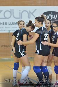 Grifo Volley Perugia - Libertas Perugia Jupiter | 8ª giornata - Campionato provinciale Perugia Seconda Divisione Femminile, girone C (id: 2014.01.12.MBY_1470)