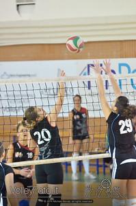 Grifo Volley Perugia - Libertas Perugia Jupiter | 8ª giornata - Campionato provinciale Perugia Seconda Divisione Femminile, girone C (id: 2014.01.12.MBY_1484)