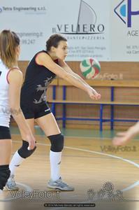 Grifo Volley Perugia - Libertas Perugia Jupiter | 8ª giornata - Campionato provinciale Perugia Seconda Divisione Femminile, girone C (id: 2014.01.12.MBY_1480)
