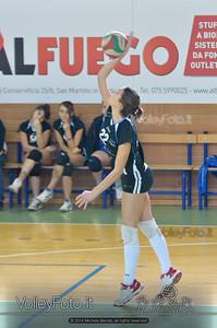 Grifo Volley Perugia - Libertas Perugia Jupiter | 8ª giornata - Campionato provinciale Perugia Seconda Divisione Femminile, girone C (id: 2014.01.12.MBY_1483)