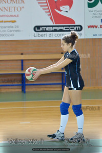 Grifo Volley Perugia - Libertas Perugia Jupiter | 8ª giornata - Campionato provinciale Perugia Seconda Divisione Femminile, girone C (id: 2014.01.12.MBY_1489)