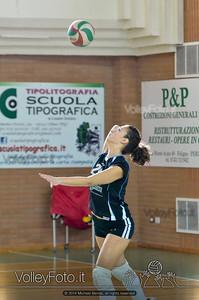 Grifo Volley Perugia - Libertas Perugia Jupiter | 8ª giornata - Campionato provinciale Perugia Seconda Divisione Femminile, girone C (id: 2014.01.12.MBY_1532)