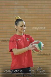 Grifo Volley Perugia - Libertas Perugia Jupiter | 8ª giornata - Campionato provinciale Perugia Seconda Divisione Femminile, girone C (id: 2014.01.12.MBY_1403)