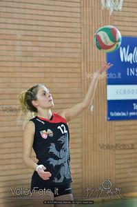 Grifo Volley Perugia - Libertas Perugia Jupiter | 8ª giornata - Campionato provinciale Perugia Seconda Divisione Femminile, girone C (id: 2014.01.12.MBY_1509)
