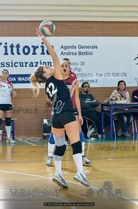 Grifo Volley Perugia - Libertas Perugia Jupiter | 8ª giornata - Campionato provinciale Perugia Seconda Divisione Femminile, girone C (id: 2014.01.12.MBY_1526)
