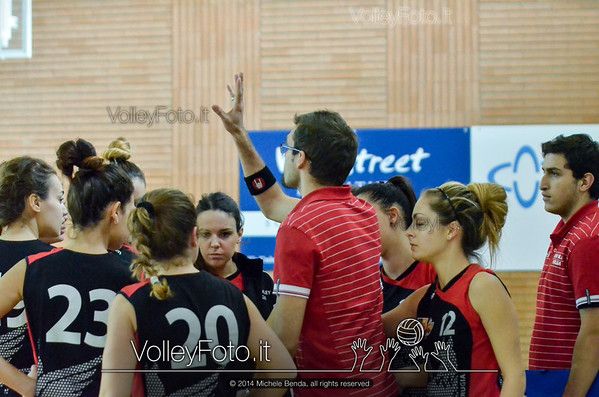 Grifo Volley Perugia - Libertas Perugia Jupiter | 8ª giornata - Campionato provinciale Perugia Seconda Divisione Femminile, girone C (id: 2014.01.12.MBY_1542)