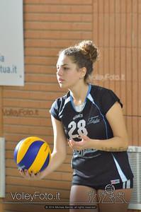 Grifo Volley Perugia - Libertas Perugia Jupiter | 8ª giornata - Campionato provinciale Perugia Seconda Divisione Femminile, girone C (id: 2014.01.12.MBY_1424)