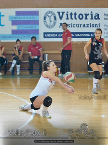 Grifo Volley Perugia - Libertas Perugia Jupiter | 8ª giornata - Campionato provinciale Perugia Seconda Divisione Femminile, girone C (id: 2014.01.12.MBY_1518)