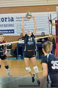 Grifo Volley Perugia - Libertas Perugia Jupiter | 8ª giornata - Campionato provinciale Perugia Seconda Divisione Femminile, girone C (id: 2014.01.12.MBY_1502)