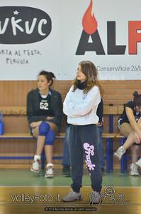 Grifo Volley Perugia - Libertas Perugia Jupiter | 8ª giornata - Campionato provinciale Perugia Seconda Divisione Femminile, girone C (id: 2014.01.12.MBY_1492)