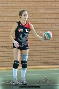 Grifo Volley Perugia - Libertas Perugia Jupiter | 8ª giornata - Campionato provinciale Perugia Seconda Divisione Femminile, girone C (id: 2014.01.12.MBY_1503)