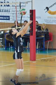 Grifo Volley Perugia - Libertas Perugia Jupiter | 8ª giornata - Campionato provinciale Perugia Seconda Divisione Femminile, girone C (id: 2014.01.12.MBY_1487)