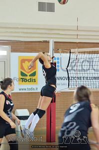 Grifo Volley Perugia - Libertas Perugia Jupiter | 8ª giornata - Campionato provinciale Perugia Seconda Divisione Femminile, girone C (id: 2014.01.12.MBY_1528)