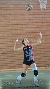 Grifo Volley Perugia - Libertas Perugia Jupiter | 8ª giornata - Campionato provinciale Perugia Seconda Divisione Femminile, girone C (id: 2014.01.12.MBY_1498)