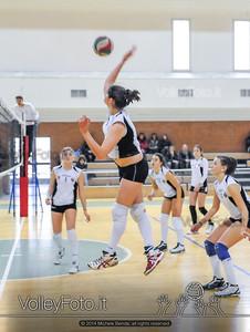 School Volley Perugia Green - San Giustino Volley Green | 9ª giornata - Campionato provinciale Perugia Pallavolo Prima Divisione Femminile girone A [2013/14] (id: 2014.01.12._MBE1331)