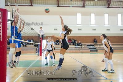 School Volley Perugia Green - San Giustino Volley Green | 9ª giornata - Campionato provinciale Perugia Pallavolo Prima Divisione Femminile girone A [2013/14] (id: 2014.01.12._MBE1303)