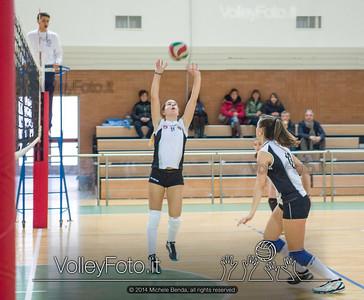 School Volley Perugia Green - San Giustino Volley Green | 9ª giornata - Campionato provinciale Perugia Pallavolo Prima Divisione Femminile girone A [2013/14] (id: 2014.01.12._MBE1309)