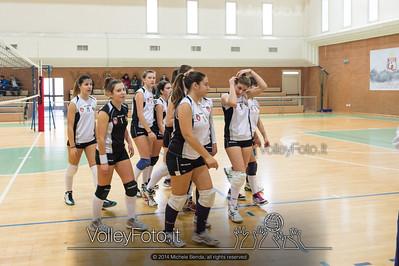 School Volley Perugia Green - San Giustino Volley Green | 9ª giornata - Campionato provinciale Perugia Pallavolo Prima Divisione Femminile girone A [2013/14] (id: 2014.01.12._MBE1298)