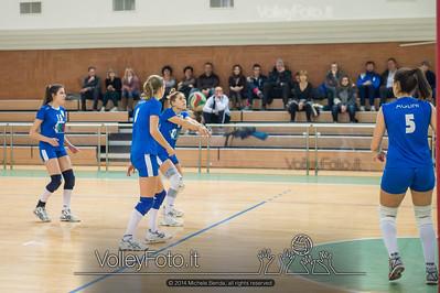School Volley Perugia Green - San Giustino Volley Green | 9ª giornata - Campionato provinciale Perugia Pallavolo Prima Divisione Femminile girone A [2013/14] (id: 2014.01.12._MBE1307)